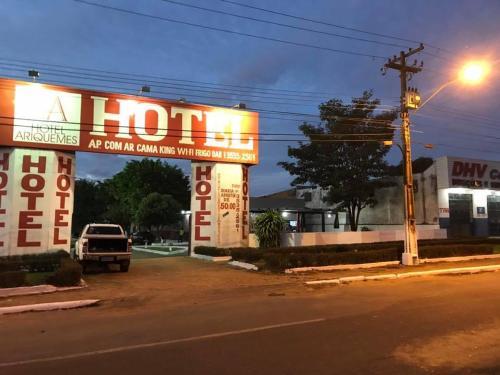 Foto de Hotel Ariquemes