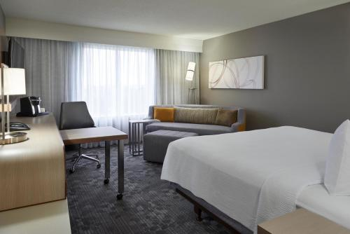 Courtyard by Marriott Toronto Airport photo 26