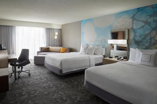Courtyard by Marriott Toronto Airport photo 29
