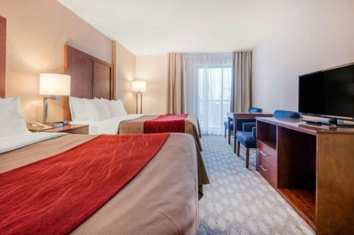 Comfort Inn Fallsview - Niagara Falls, ON L2G 7G1