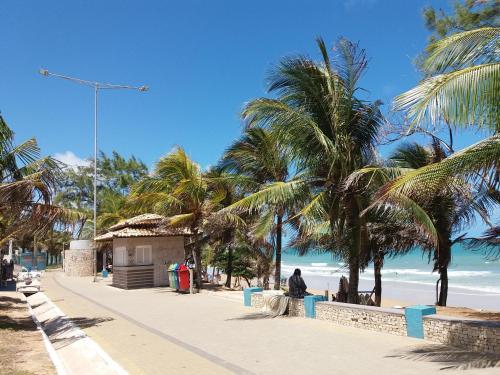 ES - Pé na Areia - Araçá Flat Photo