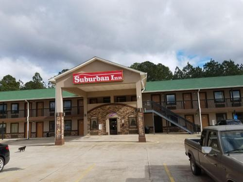 Suburban Inn - Jeffersonville, GA 31044