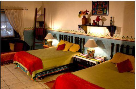 La Damiana Inn, Loreto
