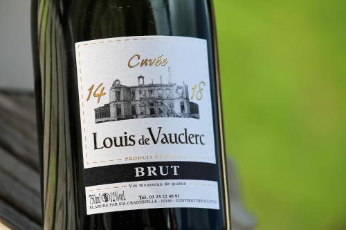 Gîtes Louis de Vauclerc