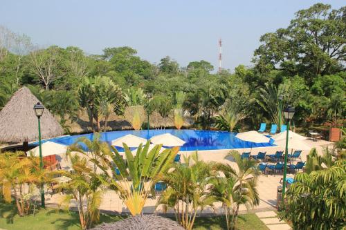 Hotel Villa Mercedes Palenque Photo