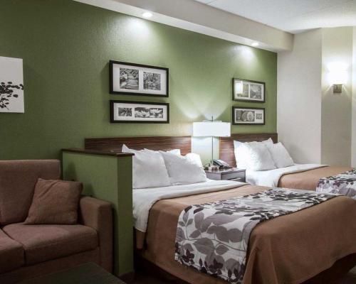 Sleep Inn & Suites Buffalo Airport Cheektowaga Photo