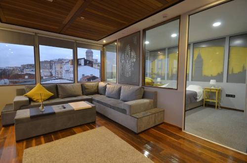 Istanbul Ünver Galata Apart odalar