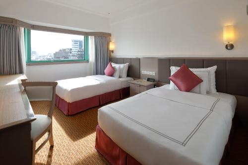 Sunway Hotel Hanoi photo 75