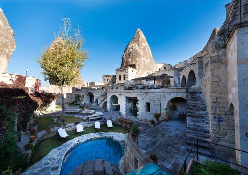 Goreme Göreme Anatolian Houses yol tarifi