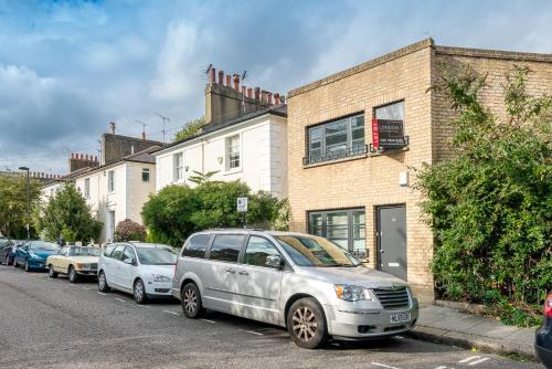 2 Bed House Kings Cross, Euston photo 36