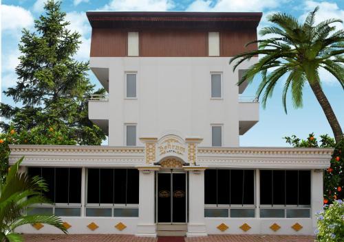 Antalya Behram Hotel odalar