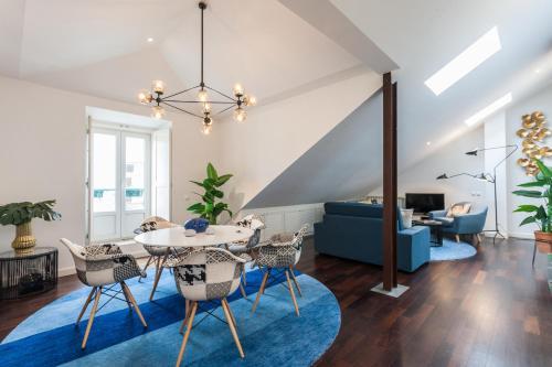 Casa da Barroca: spacious A-location designer loft