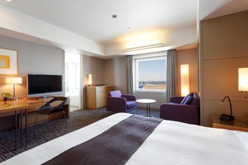 Haneda Excel Hotel Tokyu photo 47