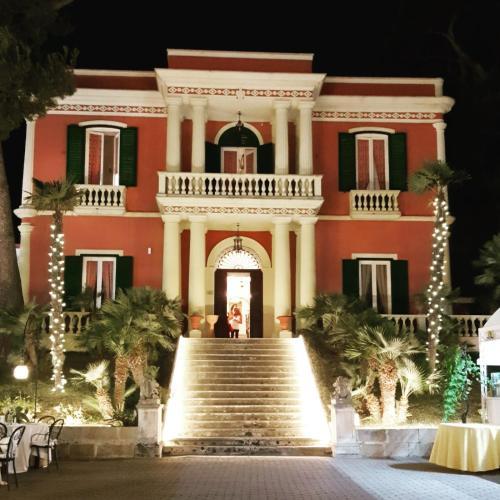 Hotel Villa Dei Pini Monopoli