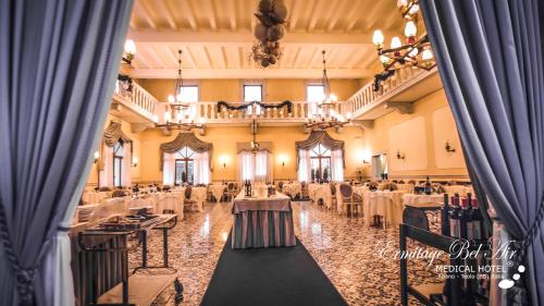A ermitage bel air medical hotel albergo for Hotel bel soggiorno abano