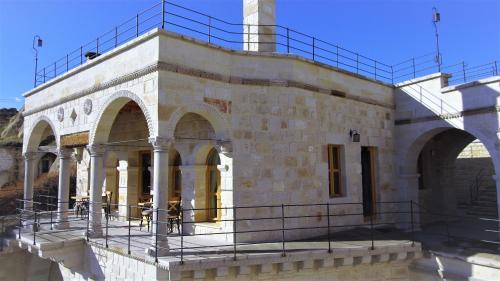 Ortahisar Mahzen Cave Hotel ulaşım
