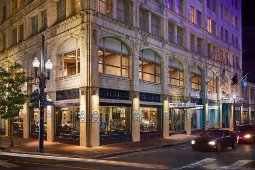 Renaissance New Orleans Pere Marquette French Quarter Area Hotel Photo