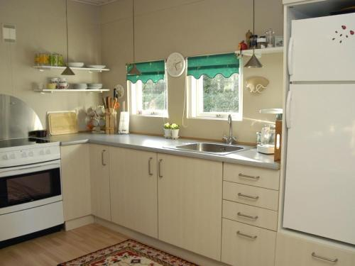 Three-Bedroom Holiday home in Nyborg 1
