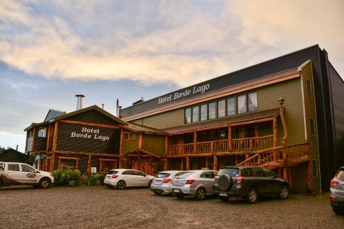 Hotel Borde Lago Photo