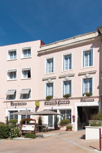 Hotel-overnachting met je hond in Grand Hotel Pelisson - Nontron