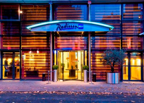 Radisson Blu Hotel, Paris-Boulogne photo 39