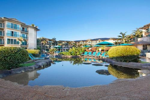 Waipouli Beach Resort F301 Photo