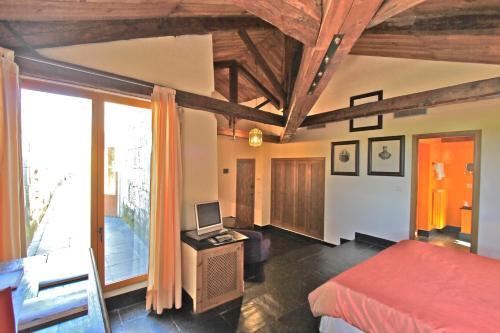 Junior Suite - Einzelnutzung Posada Real Castillo del Buen Amor 5