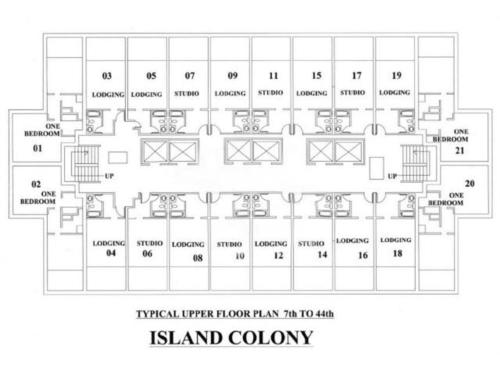 Island Colony 4412 - Honolulu, HI 96815