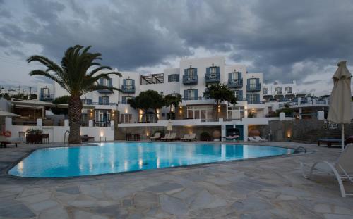 Vida, Mykonos City, 84600, Greece.