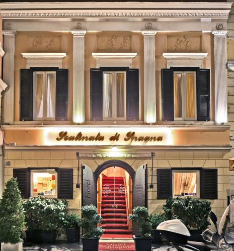 Hotel Scalinata Di Spagna photo 1