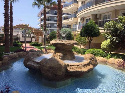 Alanya 2+1 Residence with Pool tek gece fiyat