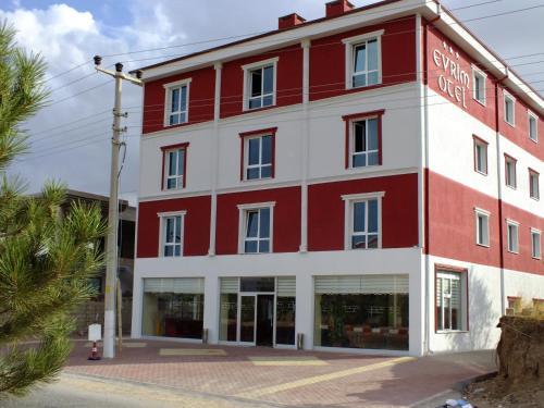 Hacıbektaş Evrim Hotel indirim kuponu