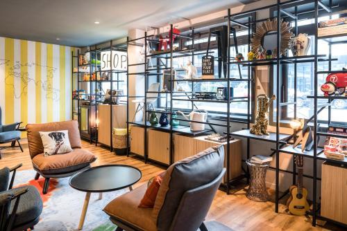 Aparthotel Adagio Paris Bercy Village photo 52