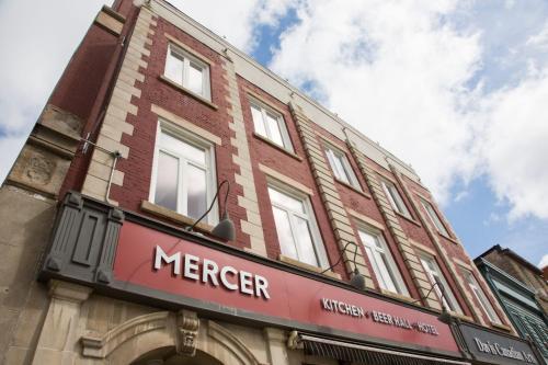 Mercer Kitchen + Beer Hall + Hotel - Stratford, ON N5A 3H2