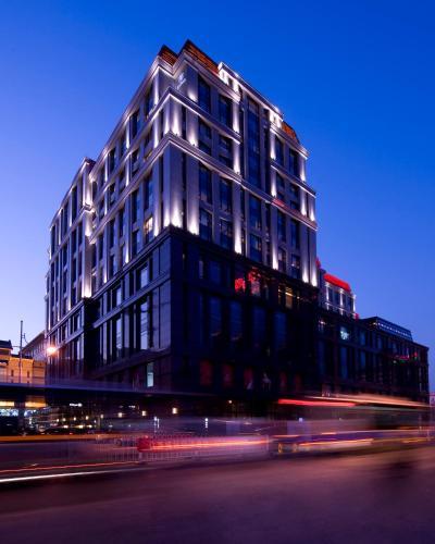 Hilton Beijing Wangfujing impression
