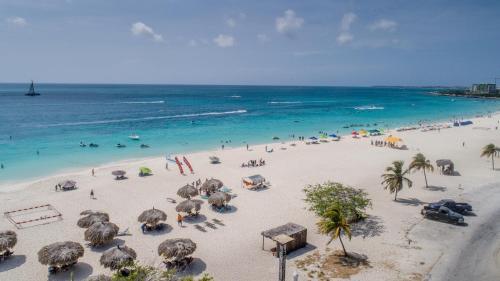 Mvc Eagle Beach Hotel Aruba