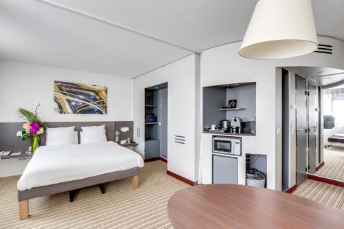 Novotel Suites Paris Montreuil Vincennes photo 35
