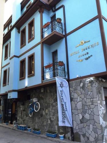 Bursa Royal Boutique House telefon