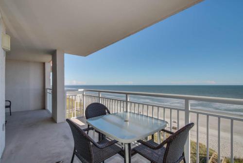 South Shore Villas 605 Condo - North Myrtle Beach, SC 29582