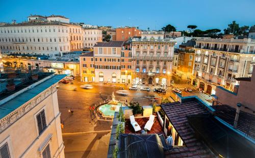 Piazza Barberini 9, (Entrance: Via della Purificazione 4), 00187 Rome, Italy.