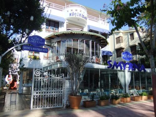 Antalya Little Smyrna Boutique Hotel tek gece fiyat