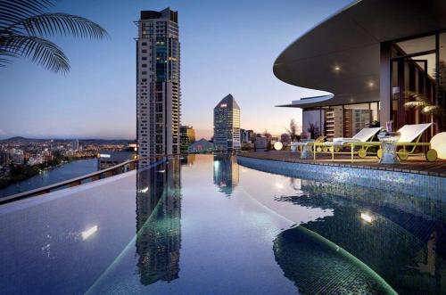 Homely Apartment at Brisbane CBD