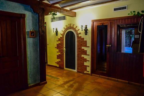 Habitación Doble con acceso al spa Hotel Spa Casona La Hondonada 4