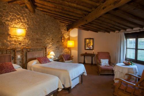 Habitación Doble - 1 o 2 camas Casa Rural El Cabezo 7