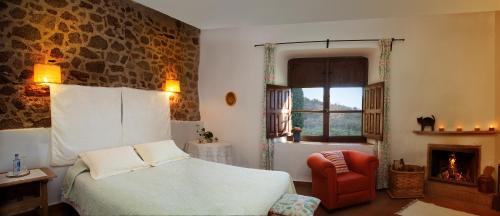 Habitación Doble - 1 o 2 camas Casa Rural El Cabezo 3