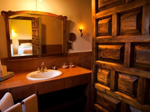 Habitación Doble - 1 o 2 camas Casa Rural El Cabezo 8