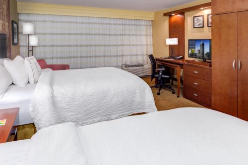 Courtyard By Marriott Indianapolis Noblesville - Noblesville, IN 46060
