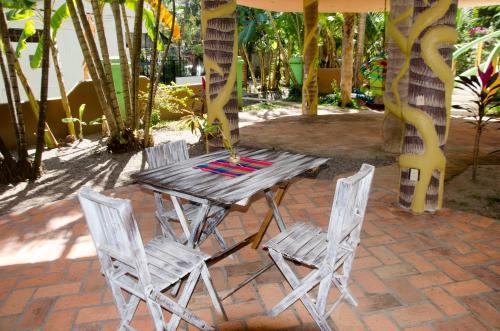 Las iguanas Photo