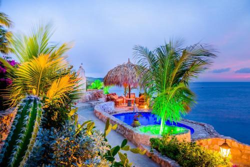 Lagun Blou Dive and Beach Resort Photo