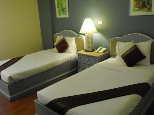 Lamphun Will Hotel